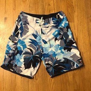 Quiksilver Men's Hawaiian Board Shorts Size 36